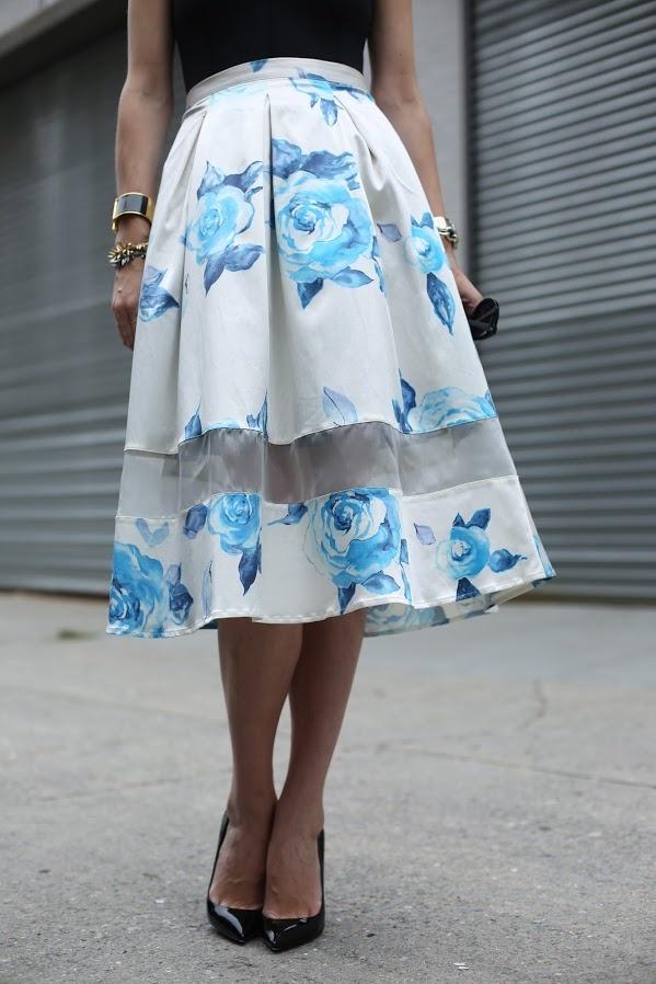 Как удлинить платье своими руками фото