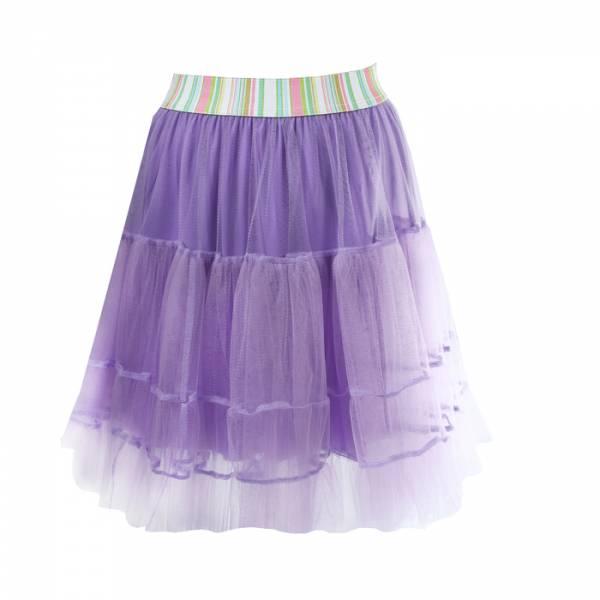Сделать юбку из детского платья