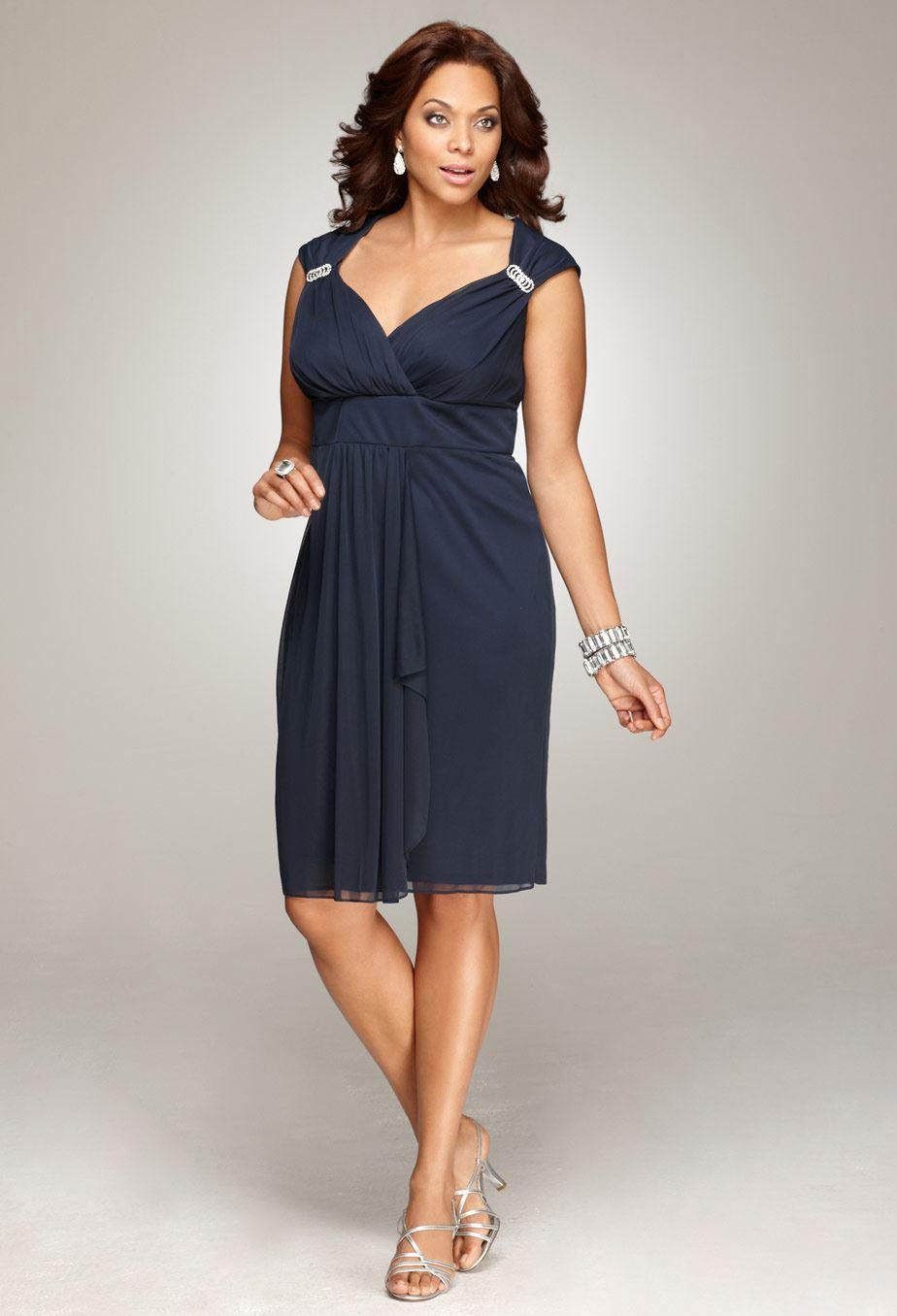 Женские платья для мамы жениха