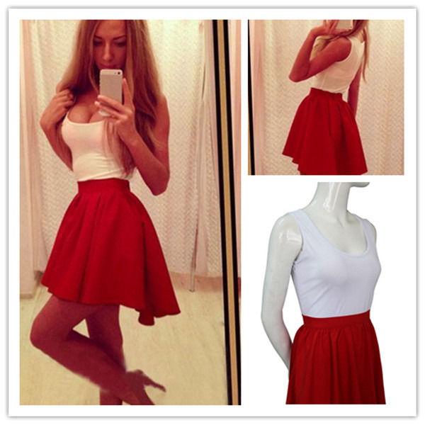 Красная платья доставка